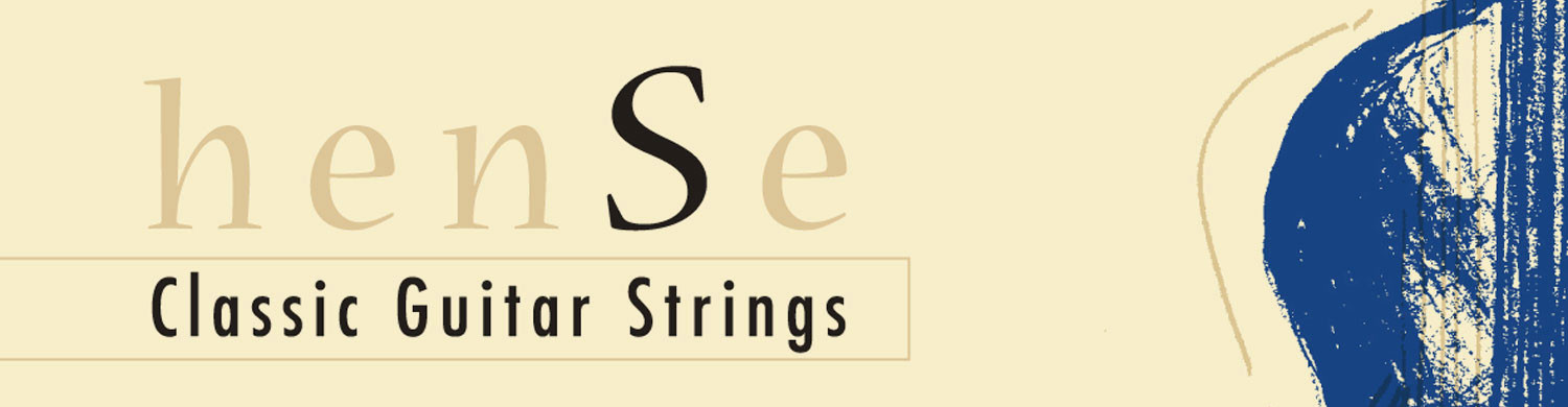 Hense Classical Guitar Strings